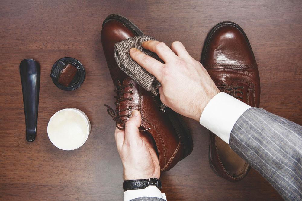 lucidi per calzature